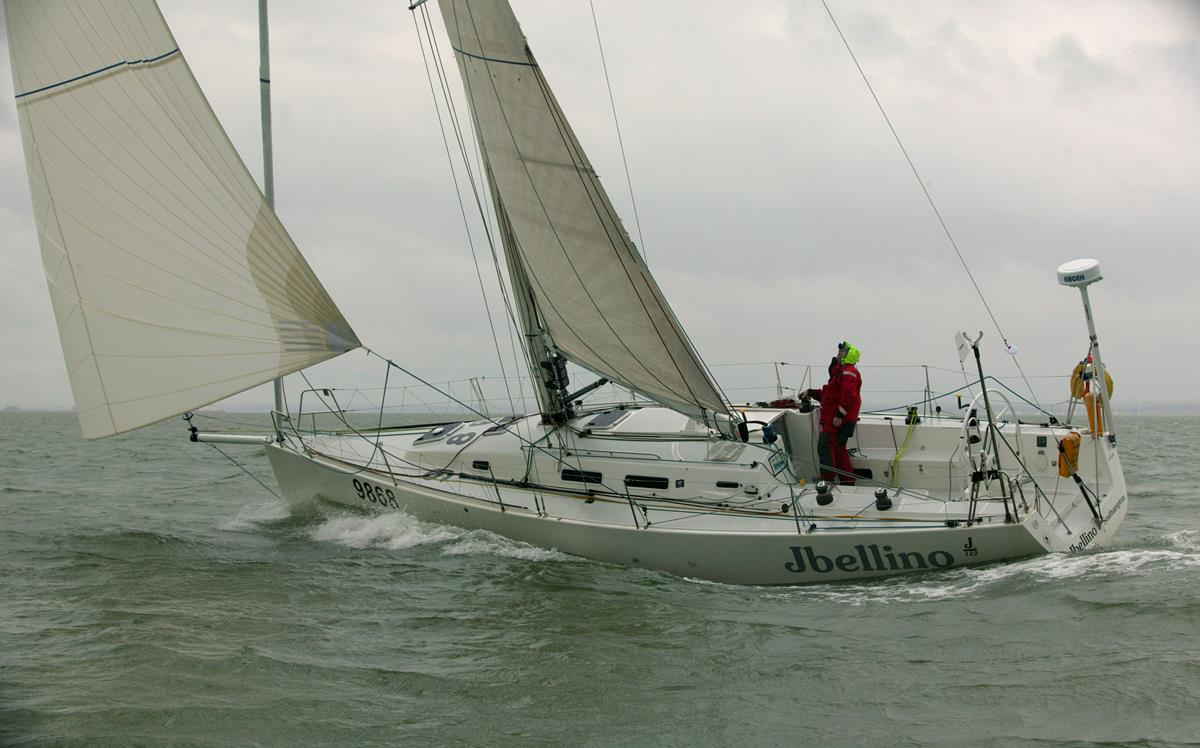 Jbellino's Start to the SORC 2013 Season - Solo Offshore Racing Club